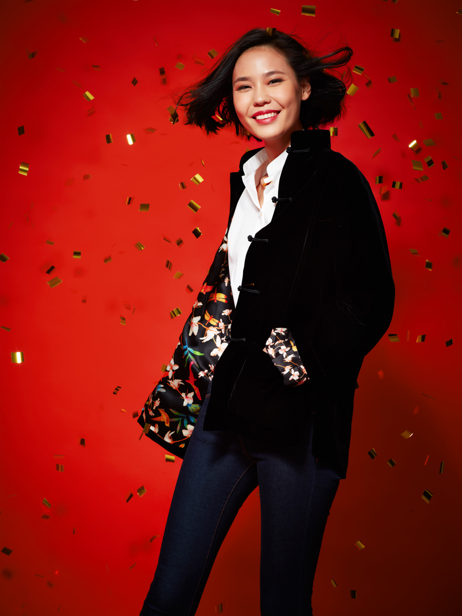 Shanghai Tang- CNY campaign